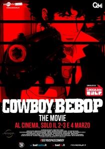 Cowboy Bebop - O Filme - Poster / Capa / Cartaz - Oficial 1