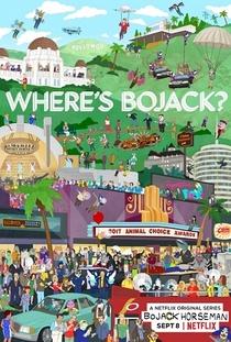 BoJack Horseman (4ª Temporada) - Poster / Capa / Cartaz - Oficial 1