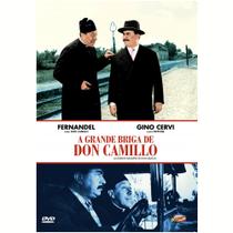 A Grande Briga de Don Camillo - Poster / Capa / Cartaz - Oficial 1