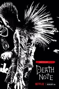 Death Note - Poster / Capa / Cartaz - Oficial 1