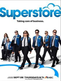 Superstore: Uma Loja de Inconveniências (3ª Temporada) - Poster / Capa / Cartaz - Oficial 1
