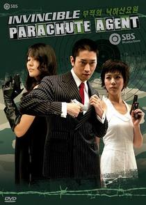 Invincible Parachute Agent - Poster / Capa / Cartaz - Oficial 1