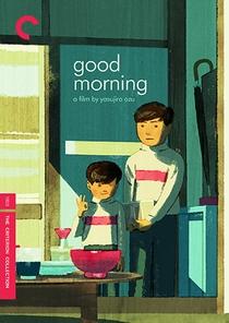 Bom Dia - Poster / Capa / Cartaz - Oficial 1