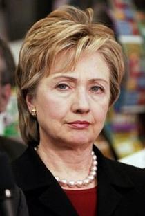 Hillary Rodham Clinton - Poster / Capa / Cartaz - Oficial 1