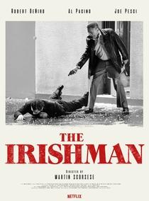O Irlandês - Poster / Capa / Cartaz - Oficial 1