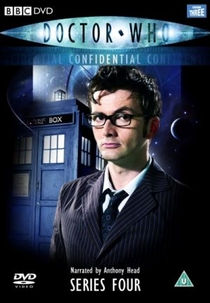 Doctor Who Confidential (4ª Temporada) - Poster / Capa / Cartaz - Oficial 1