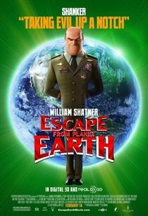 A Fuga do Planeta Terra - Poster / Capa / Cartaz - Oficial 8