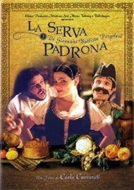 La Serva Padrona - Poster / Capa / Cartaz - Oficial 1