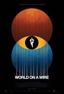 O Mundo Por Um Fio - Poster / Capa / Cartaz - Oficial 2