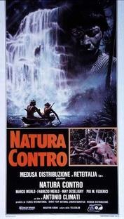 Natura Contro - Poster / Capa / Cartaz - Oficial 1