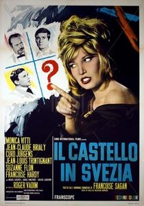 Castelo na Suécia - Poster / Capa / Cartaz - Oficial 1