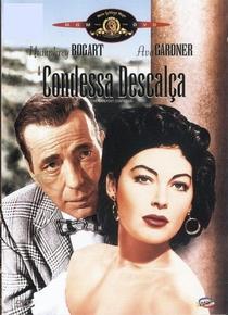 A Condessa Descalça - Poster / Capa / Cartaz - Oficial 5