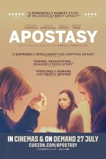 Apostasia - Poster / Capa / Cartaz - Oficial 2