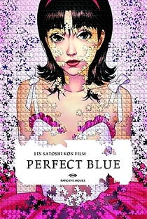 Perfect Blue - Poster / Capa / Cartaz - Oficial 2