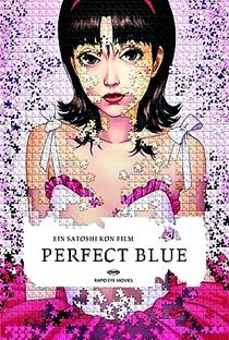 Perfect Blue - Poster / Capa / Cartaz - Oficial 2