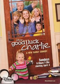 Boa Sorte, Charlie! (1ª Temporada) - Poster / Capa / Cartaz - Oficial 5