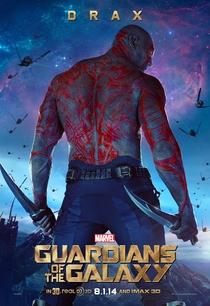 Guardiões da Galáxia - Poster / Capa / Cartaz - Oficial 12