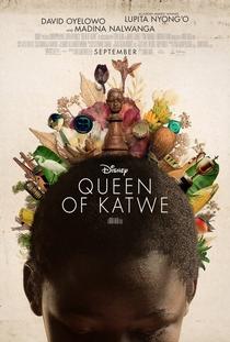 Rainha de Katwe - Poster / Capa / Cartaz - Oficial 1