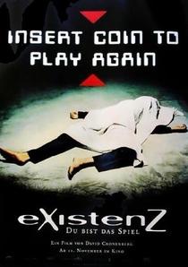 eXistenZ - Poster / Capa / Cartaz - Oficial 2