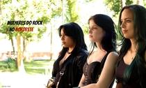 Mulheres do Rock no Nordeste  - Poster / Capa / Cartaz - Oficial 1