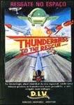 Thunderbirds - Resgate no Espaço - Poster / Capa / Cartaz - Oficial 1