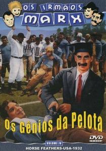 Os Gênios da Pelota - Poster / Capa / Cartaz - Oficial 5