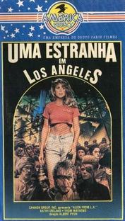 Uma Estranha de Los Angeles - Poster / Capa / Cartaz - Oficial 3