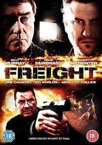 Freight - Poster / Capa / Cartaz - Oficial 2
