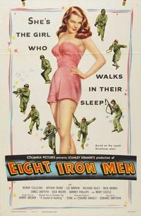 Oito Homens de Ferro - Poster / Capa / Cartaz - Oficial 1