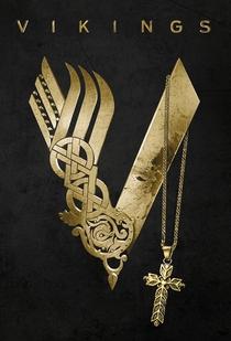 Vikings (1ª Temporada) - Poster / Capa / Cartaz - Oficial 3