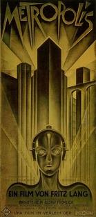 Metrópolis - Poster / Capa / Cartaz - Oficial 2