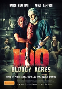 100 Bloody Acres - Poster / Capa / Cartaz - Oficial 1