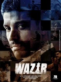 Wazir - Poster / Capa / Cartaz - Oficial 3