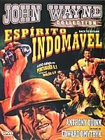 Espírito Indomável - Poster / Capa / Cartaz - Oficial 1