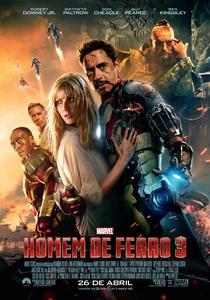 Homem de Ferro 3 - Poster / Capa / Cartaz - Oficial 9