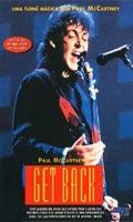 Paul McCartney - Get Back - Poster / Capa / Cartaz - Oficial 1