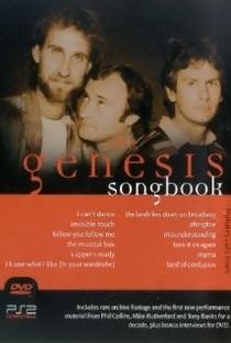 Genesis - Songbook - Poster / Capa / Cartaz - Oficial 1