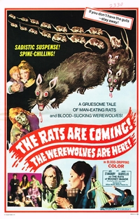 The Rats Are Coming! The Werewolves Are Here! - Poster / Capa / Cartaz - Oficial 1