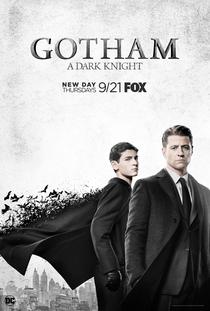 Gotham (4ª Temporada) - Poster / Capa / Cartaz - Oficial 1