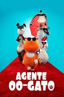 Agente 00-Gato - Poster / Capa / Cartaz - Oficial 1