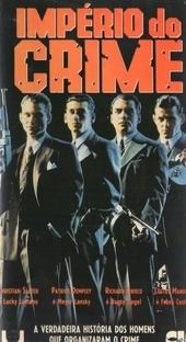 Império do Crime - Poster / Capa / Cartaz - Oficial 2