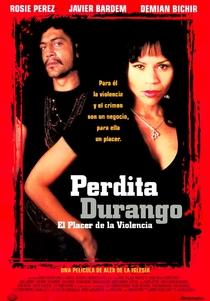 Perdita Durango  - Poster / Capa / Cartaz - Oficial 1