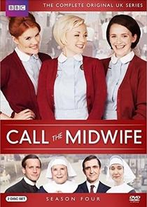 Call the Midwife (4ª Temporada) - Poster / Capa / Cartaz - Oficial 1