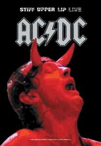 AC/DC Stiff Upper Lip Live - Poster / Capa / Cartaz - Oficial 1