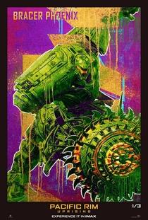 Círculo de Fogo: A Revolta - Poster / Capa / Cartaz - Oficial 8
