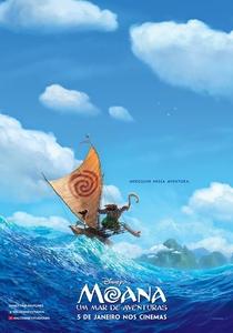 Moana: Um Mar de Aventuras - Poster / Capa / Cartaz - Oficial 1