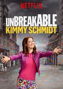 Unbreakable Kimmy Schmidt (2ª Temporada) - Poster / Capa / Cartaz - Oficial 2