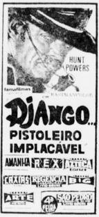 Uma Balada para Django - Poster / Capa / Cartaz - Oficial 2