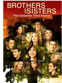 Brothers & Sisters (3ª Temporada) - Poster / Capa / Cartaz - Oficial 1