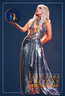 Lady Gaga & the Muppets' Holiday Spectacular - Poster / Capa / Cartaz - Oficial 1